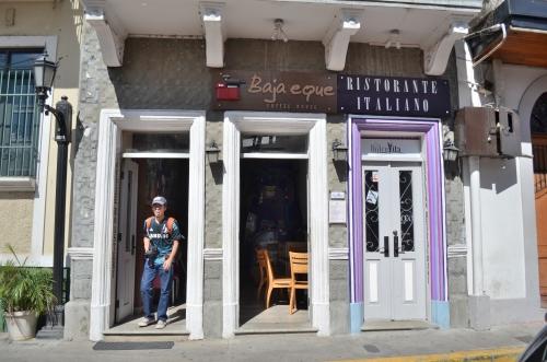 カスコアンティグオのコーヒーショップ