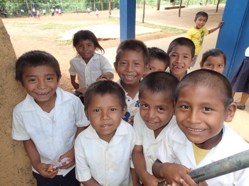 パナマの小学生2