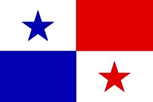 パナマ国旗_2383