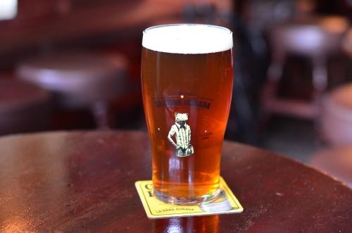 大きいサイズのペールエールビール