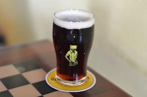 海外のクラフトビール工房のスタウトビール