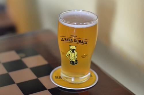 海外のクラフトビール工房のフルーツビール