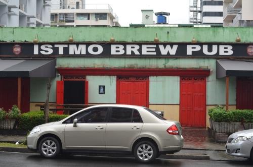 海外のクラフトビール工房Istmo Brew Pub