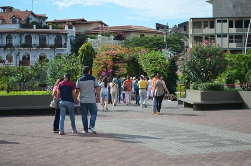 カスコアンティグオは外国人旅行者に人気の観光スポット
