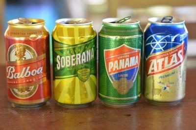 パナマのビール