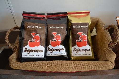 パナマコーヒー・ゲイシャのお土産