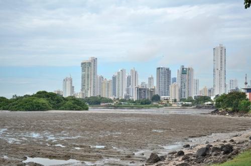 パナマシティの新市街