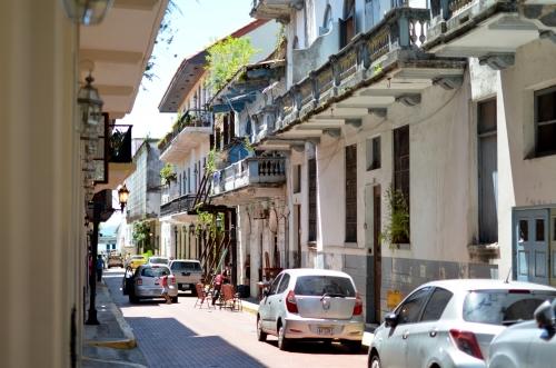 パナマ共和国のカスコアンティグオ