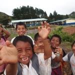 途上国の膿だらけの耳と手で苦しむ子供を救いたい!JICAボランティアの保健・衛生指導