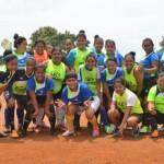 超かわいいラテン美女選手を応援!海外女子サッカー大会の写真