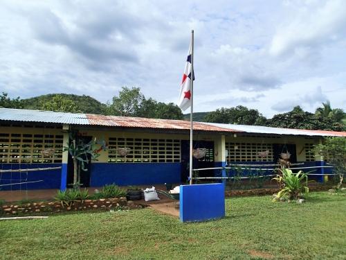 田舎の小学校