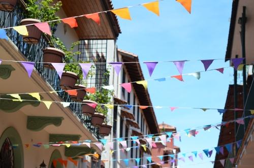 美しい観光地を意識したカスコアンティグオ