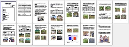 青年海外協力隊・農業活動レポート