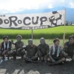 FIFA非公認どろんこサッカー全国大会泥カップが長野県伊那市で開催!