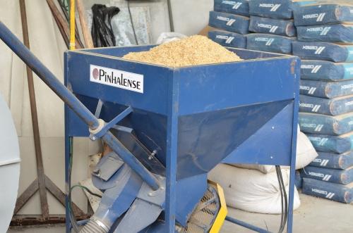 コーヒー豆の火力乾燥の燃料