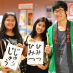 青年海外協力隊として協力した日本大使館の日本文化紹介イベント「日本を好きなラテン人へもっと日本を伝えたい」