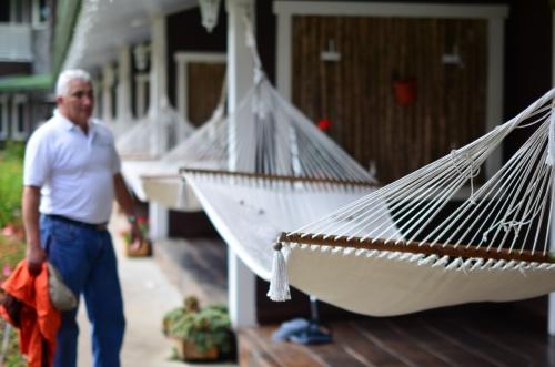 レリダ農園の宿泊施設