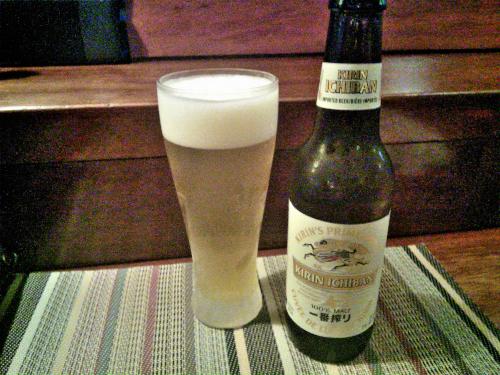 中南米パナマでも飲める日本のキリンビール