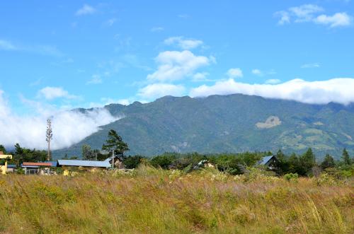 ボルカンバルー岳