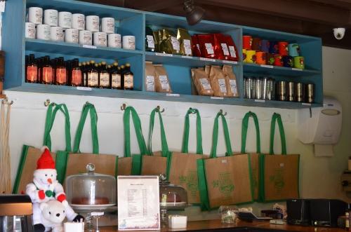 レリア・コーヒー農園で販売している豆