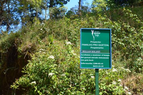 ケツァールの森保護プロジェクト