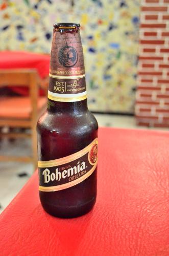 メキシコのビールボヘミア