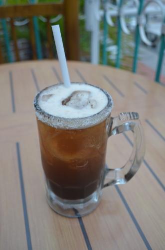 メキシコのビールカクテル、ミチェラーダ