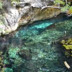 メキシコの絶景グランセノーテへバスで行く方法!水の色が神秘的に変化するカンクン・トゥルムの地底湖がおすすめ
