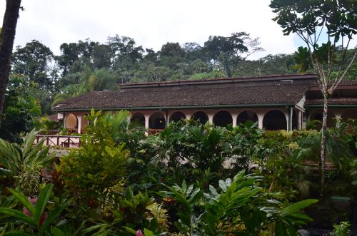 タバコン温泉のレストラン