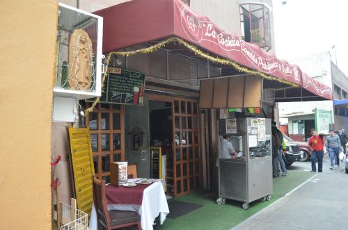 メキシコシティで7種類の虫料理が食べられるお店