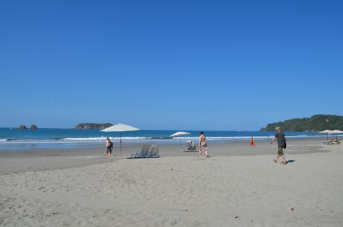 マヌエル・アントニオの無料ビーチ