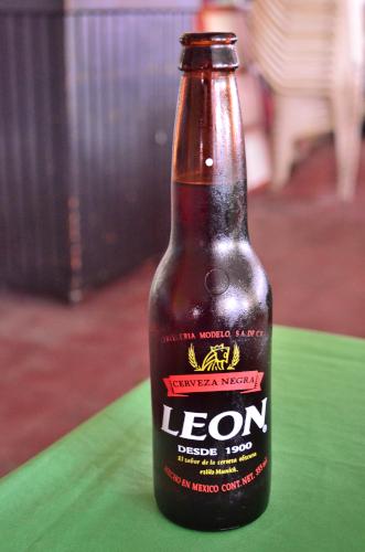 メキシコのビールレオン