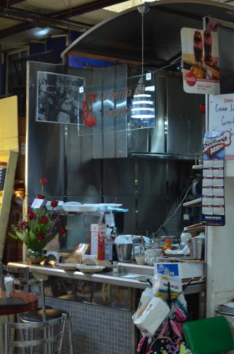 メキシコシティの珍しい料理の店