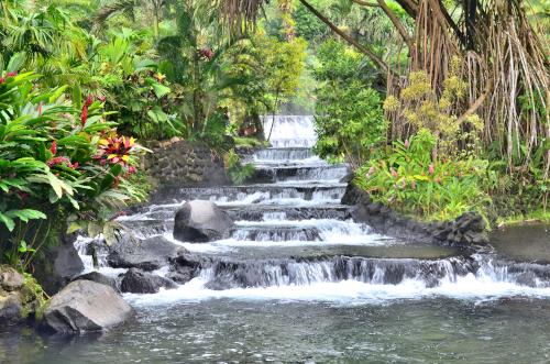 タバコン温泉の天然の湯