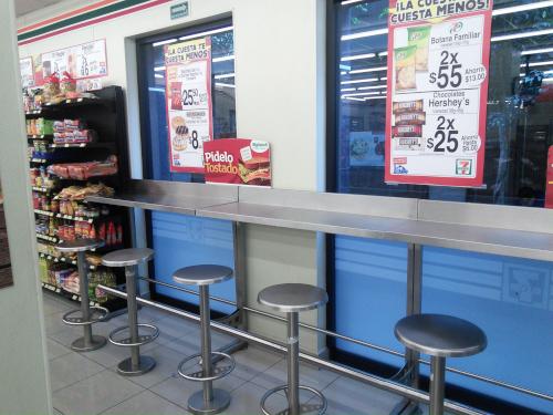 飲食コーナー