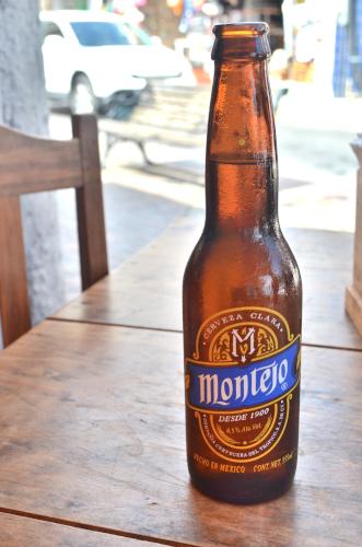 メキシコのビールモンテホ