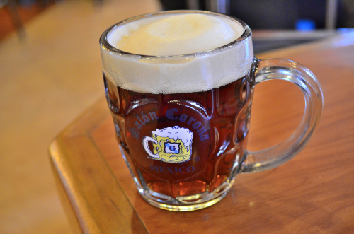 コロナの黒生ビール