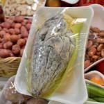 メキシコの珍味ウイトラコチェ(クイトラコチェ)を食べてみた!黒穂病にかかったトウモロコシだが味はトリュフらしい