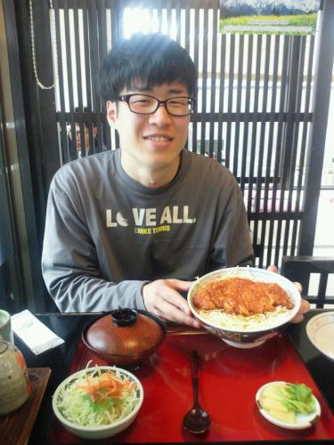 稲垣のソースカツ丼