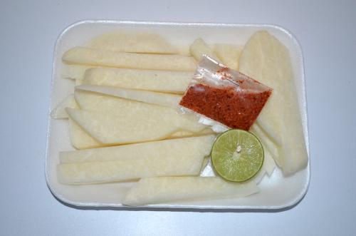 メキシコの芋フルーツ・ヒカマ