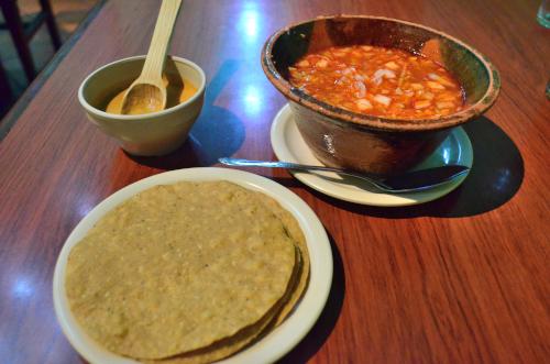 コミダコリーダのスープ