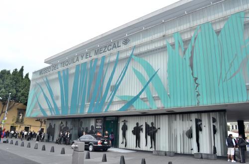 メキシコシティのテキーラ&メスカル博物館