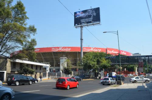 メキシコシティの闘牛場