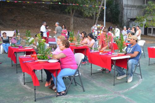 パナマの生け花イベント