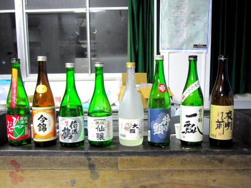 信州伊那谷の地酒