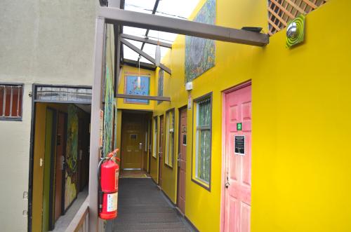 ホスタルパンゲアの館内写真