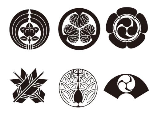 世界一かっこいいロゴ家紋