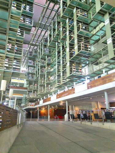バスコンセロス図書館の写真