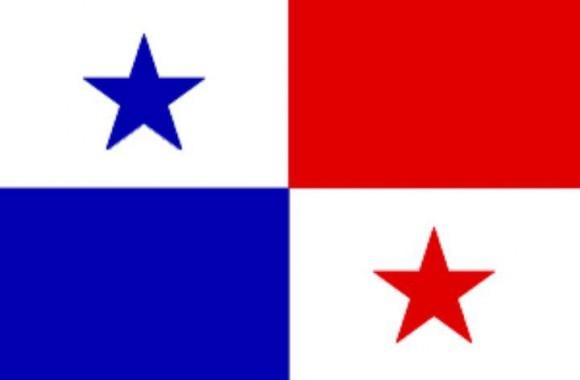 パナマ共和国の国旗