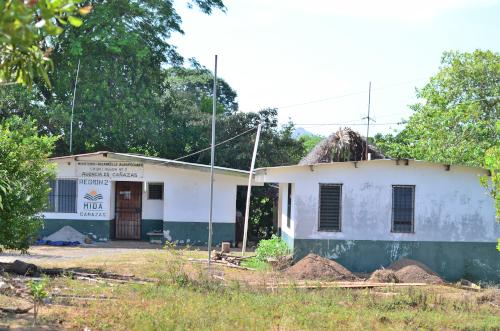 農牧省カニャーサス村事務所